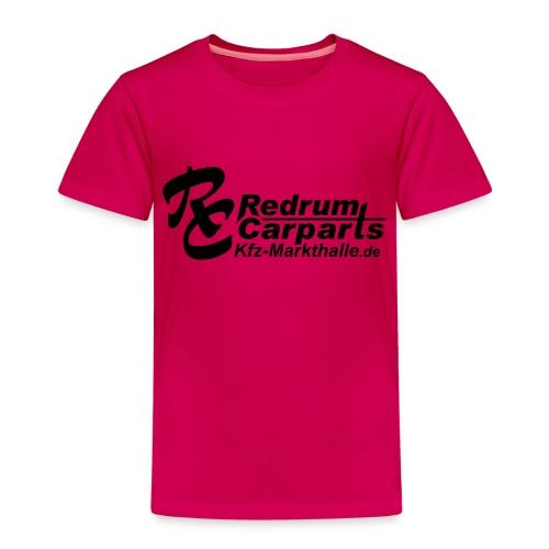 Logo-aermel-4 - Kinder Premium T-Shirt