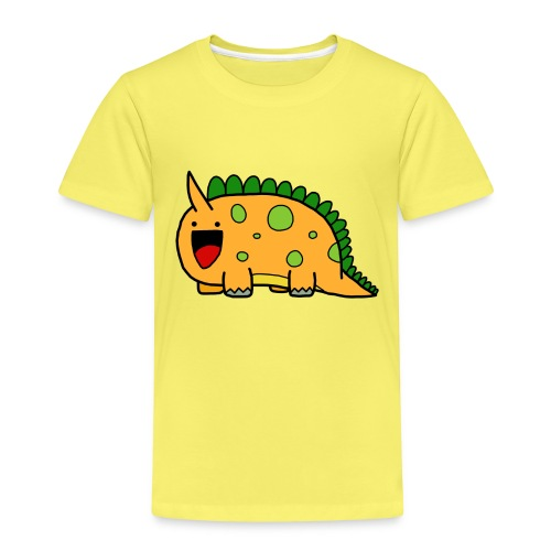 cute-dinosaur-clipart-panda-free-clipart-images-Yj - Maglietta Premium per bambini