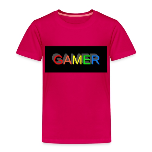 gamer shirt logo - Kids' Premium T-Shirt