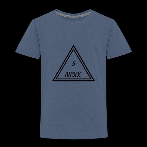 5nexx triangle - Kinderen Premium T-shirt
