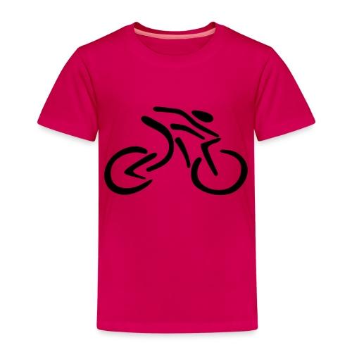 fietsen - Kinderen Premium T-shirt
