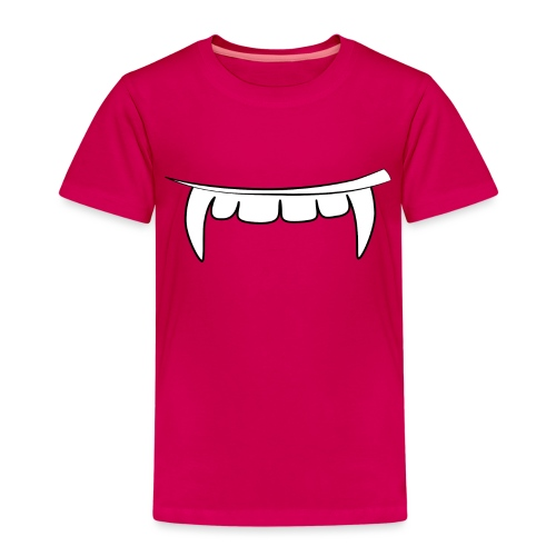 Dents de vampire - T-shirt Premium Enfant