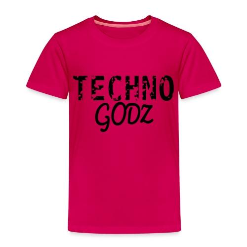Techno Godz - Kinderen Premium T-shirt