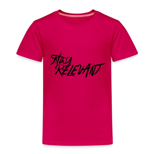 stay relevant png - Kids' Premium T-Shirt