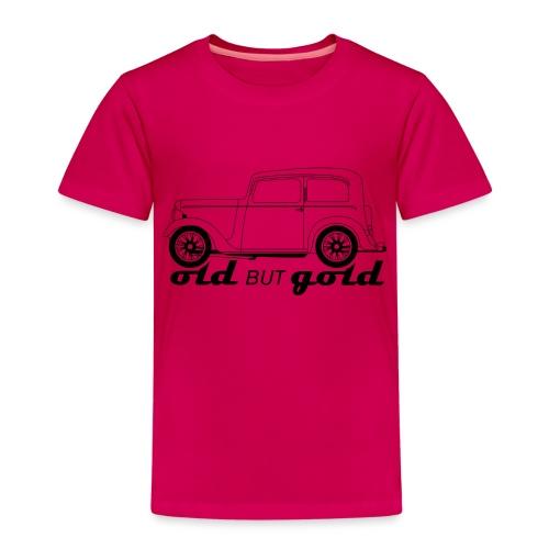 old but gold - Kids' Premium T-Shirt