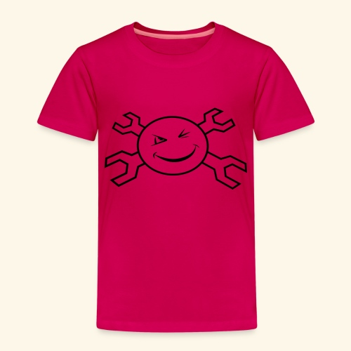 logo_atp_black - Kids' Premium T-Shirt