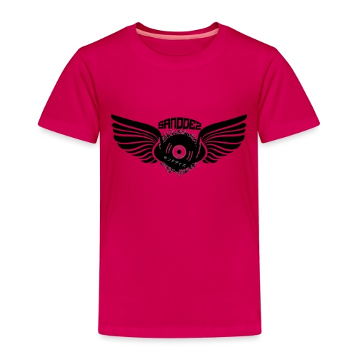 dj sanddez - Camiseta premium niño