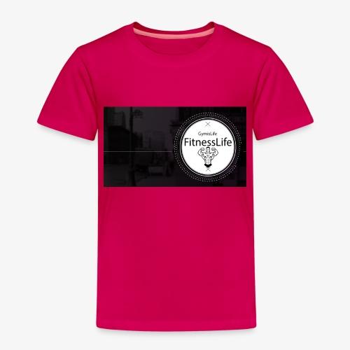FitnessLife - T-shirt Premium Enfant