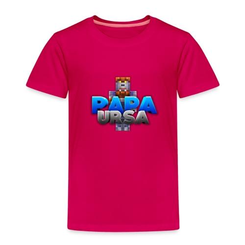 papa ursa - Kids' Premium T-Shirt