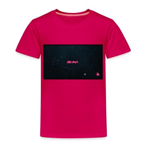 Ellis plays design merchandise - Kids' Premium T-Shirt