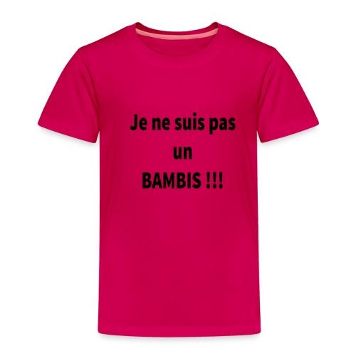 Bambis - T-shirt Premium Enfant