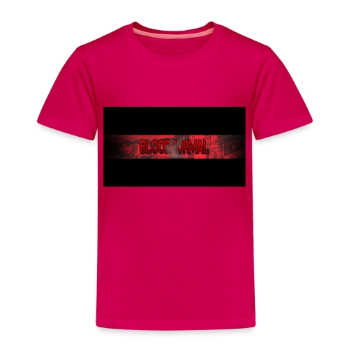 Min loga - Premium-T-shirt barn