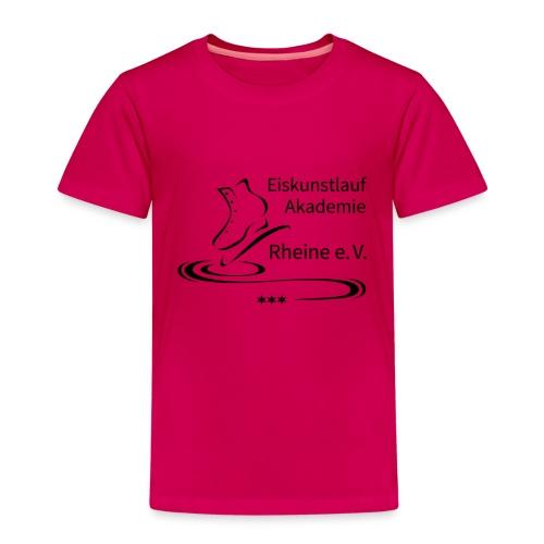 EARheine Logo schwarz - Kinder Premium T-Shirt