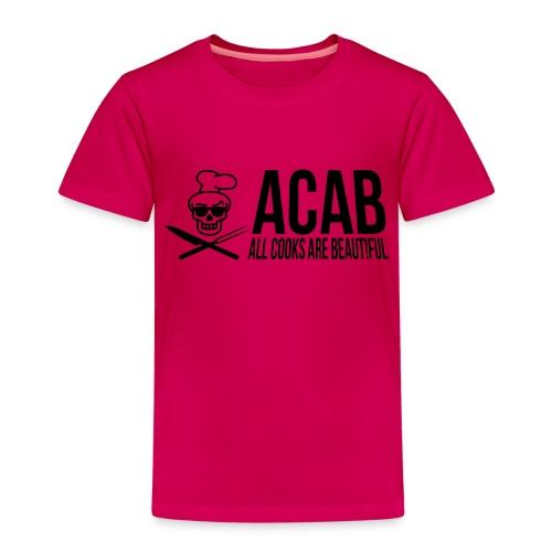 acablang - Kinder Premium T-Shirt