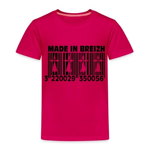 Made in Breizh - T-shirt Premium Enfant