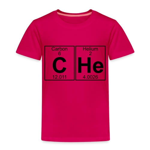 C-He (che) - Full - Kids' Premium T-Shirt