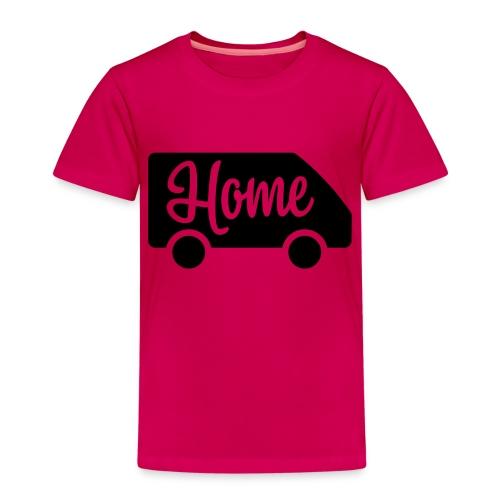 stealthcamper02d - Premium T-skjorte for barn