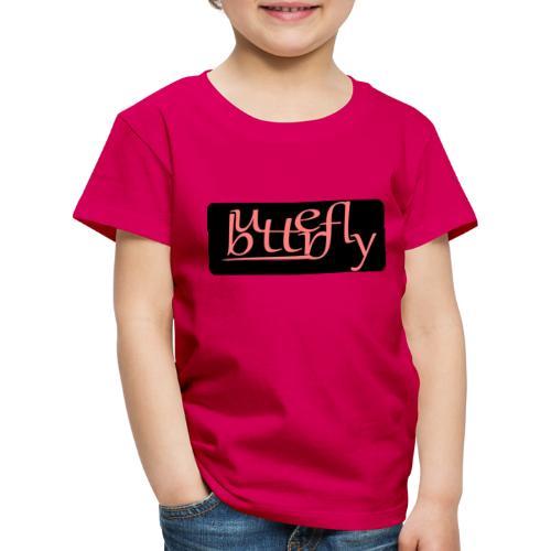 Butterfly - T-shirt Premium Enfant