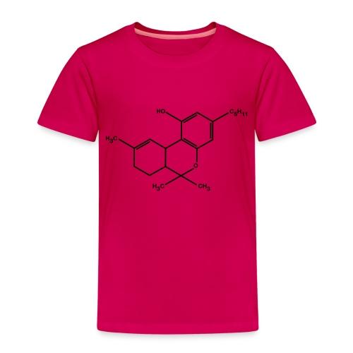 THC - weed - wiet - Kinderen Premium T-shirt