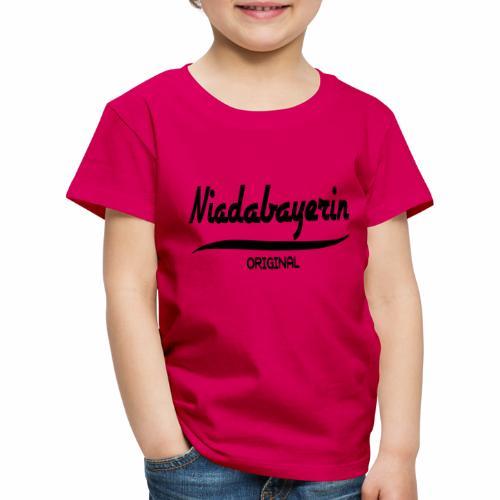 Niederbayern - Kinder Premium T-Shirt