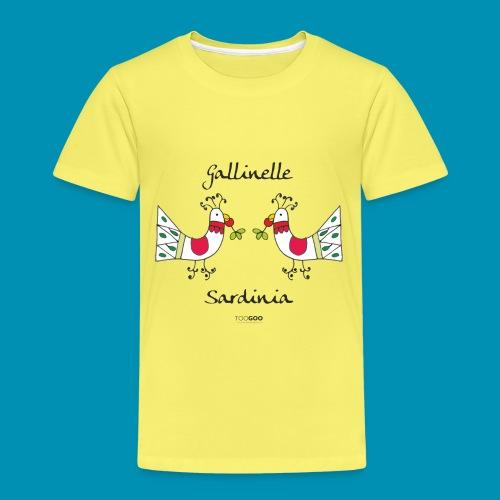 Gallinelle - Maglietta Premium per bambini