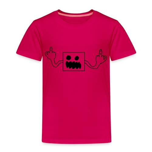 Fak joeton pumpkin - Kinderen Premium T-shirt