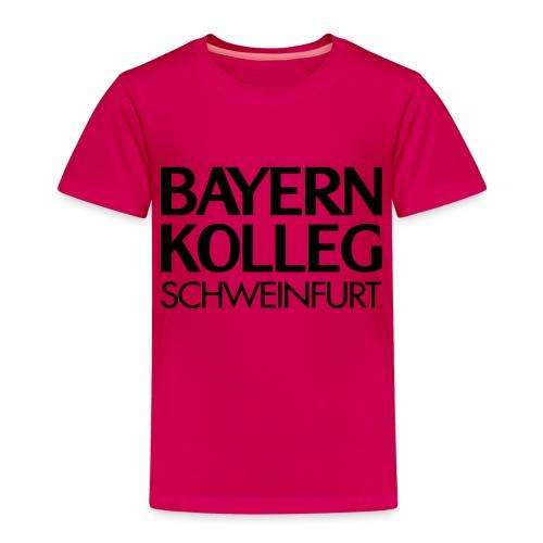 bayern kolleg schweinfurt - Kinder Premium T-Shirt