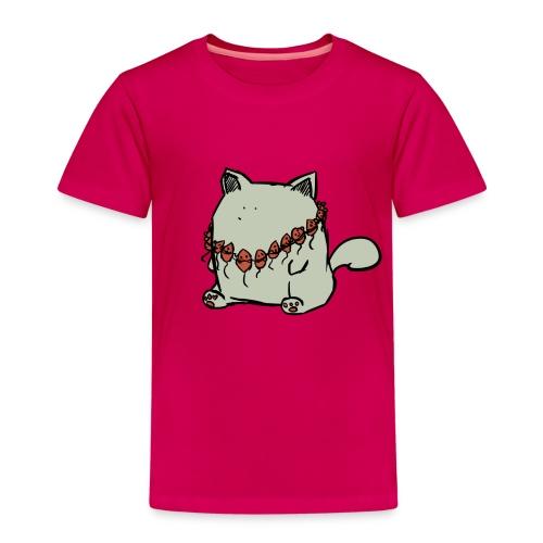 Parker, die Katze - Kinder Premium T-Shirt