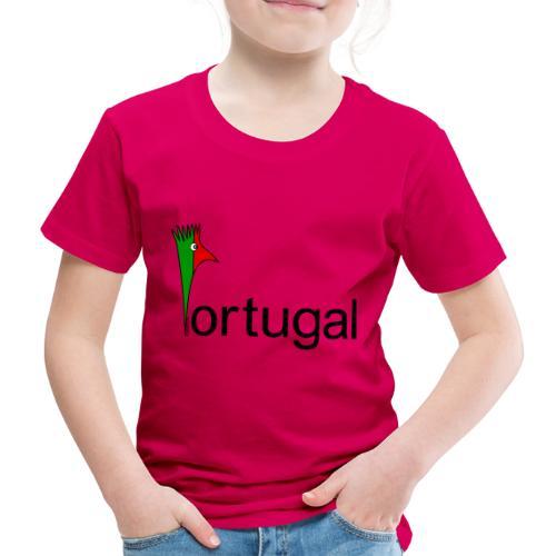 Galoloco - Portugal - Kids' Premium T-Shirt