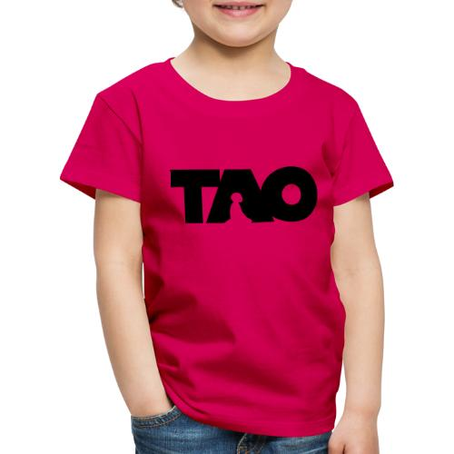 Tao meditation - T-shirt Premium Enfant
