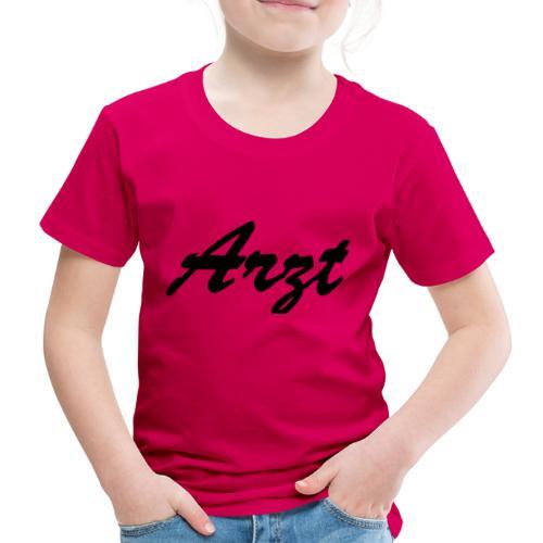 Arzt - Kinder Premium T-Shirt