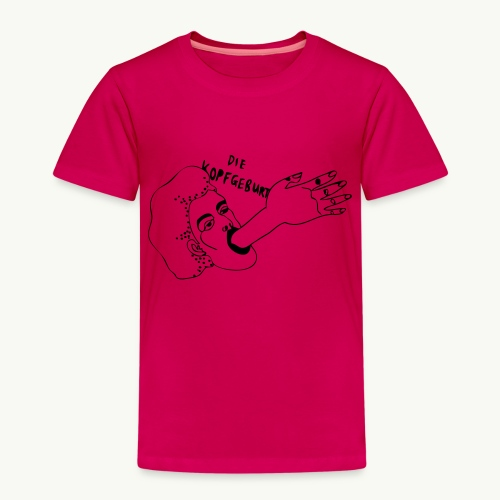 Kopfgeburt - Kinder Premium T-Shirt