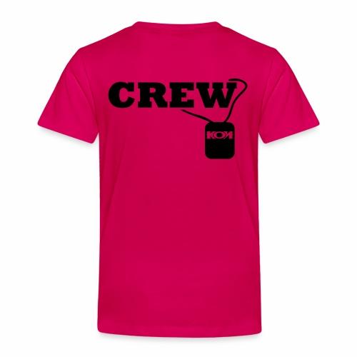 KON - Crew - Kinder Premium T-Shirt