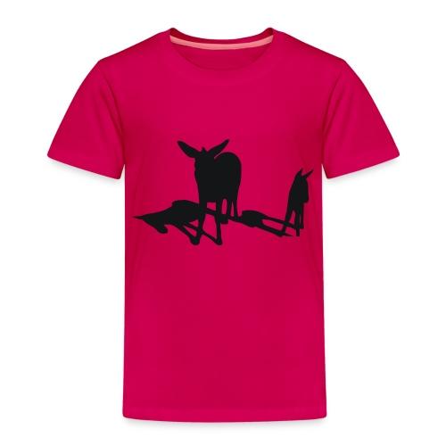 schattenesel - Kinder Premium T-Shirt