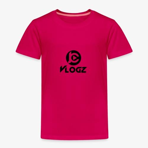 JC Vlogz Logo - Kids' Premium T-Shirt