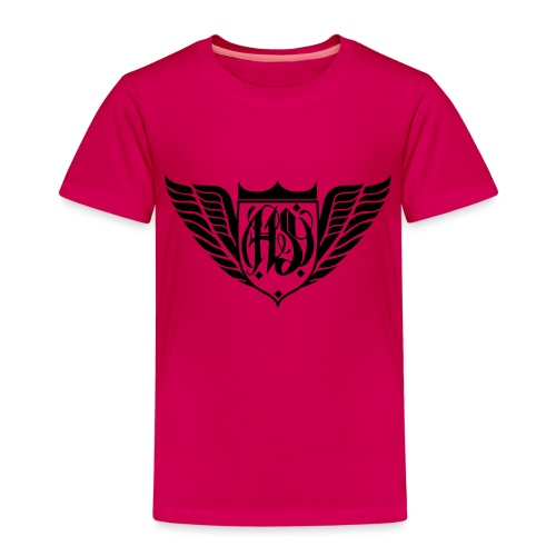 Hill Slayer Crew Logo - Kinder Premium T-Shirt