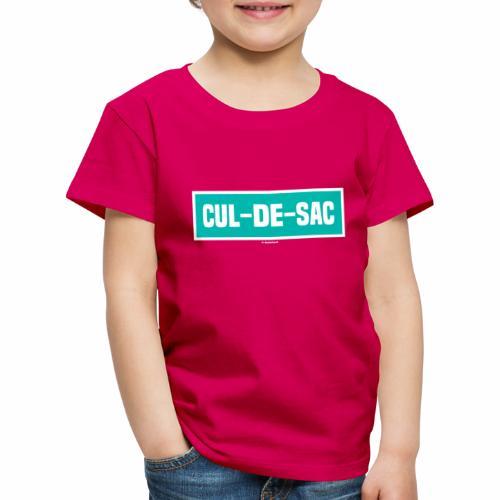 Cul-de-sac - Kinderen Premium T-shirt
