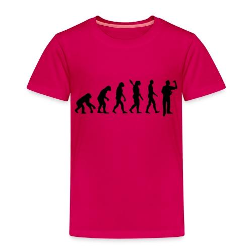 Evolution Darts - Camiseta premium niño