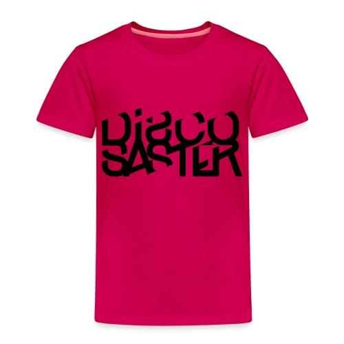 Discosaster Typo - Kinder Premium T-Shirt