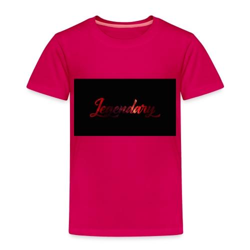 Legendary logo - Kids' Premium T-Shirt