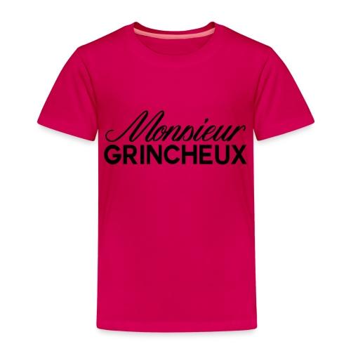 monsieur grincheux - T-shirt Premium Enfant