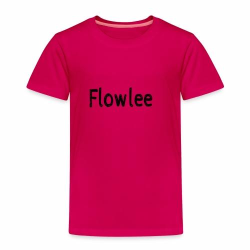 Flowlee - Premium-T-shirt barn