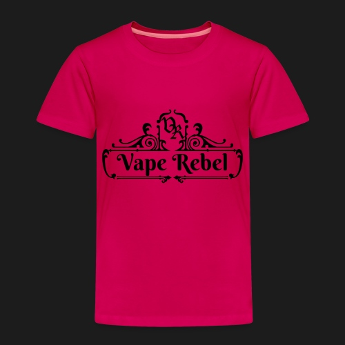 Vape Rebel - Kinder Premium T-Shirt