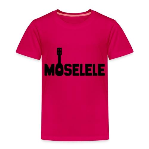 moselelelogoblack - Kids' Premium T-Shirt