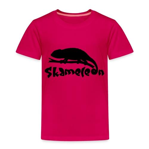 logoskameleon - Kinder Premium T-Shirt