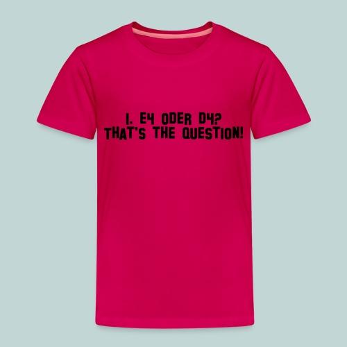 e4ord4 - Kinder Premium T-Shirt