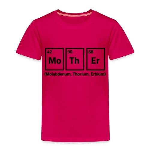 mother's elements - Lasten premium t-paita