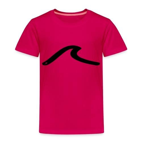la vague multicolors - T-shirt Premium Enfant