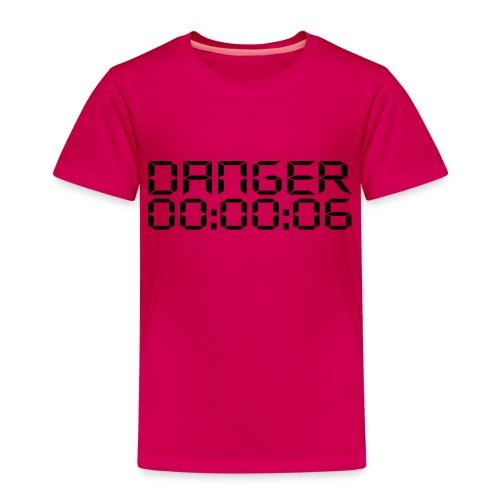 Danger - Kinder Premium T-Shirt