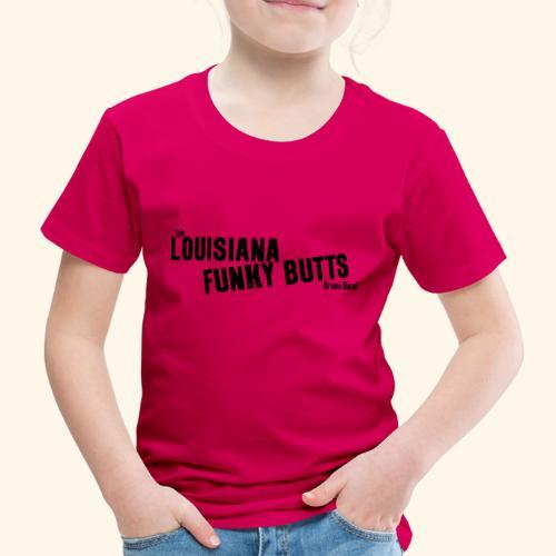 Logo LFB-BrassBand_breit - Kinder Premium T-Shirt